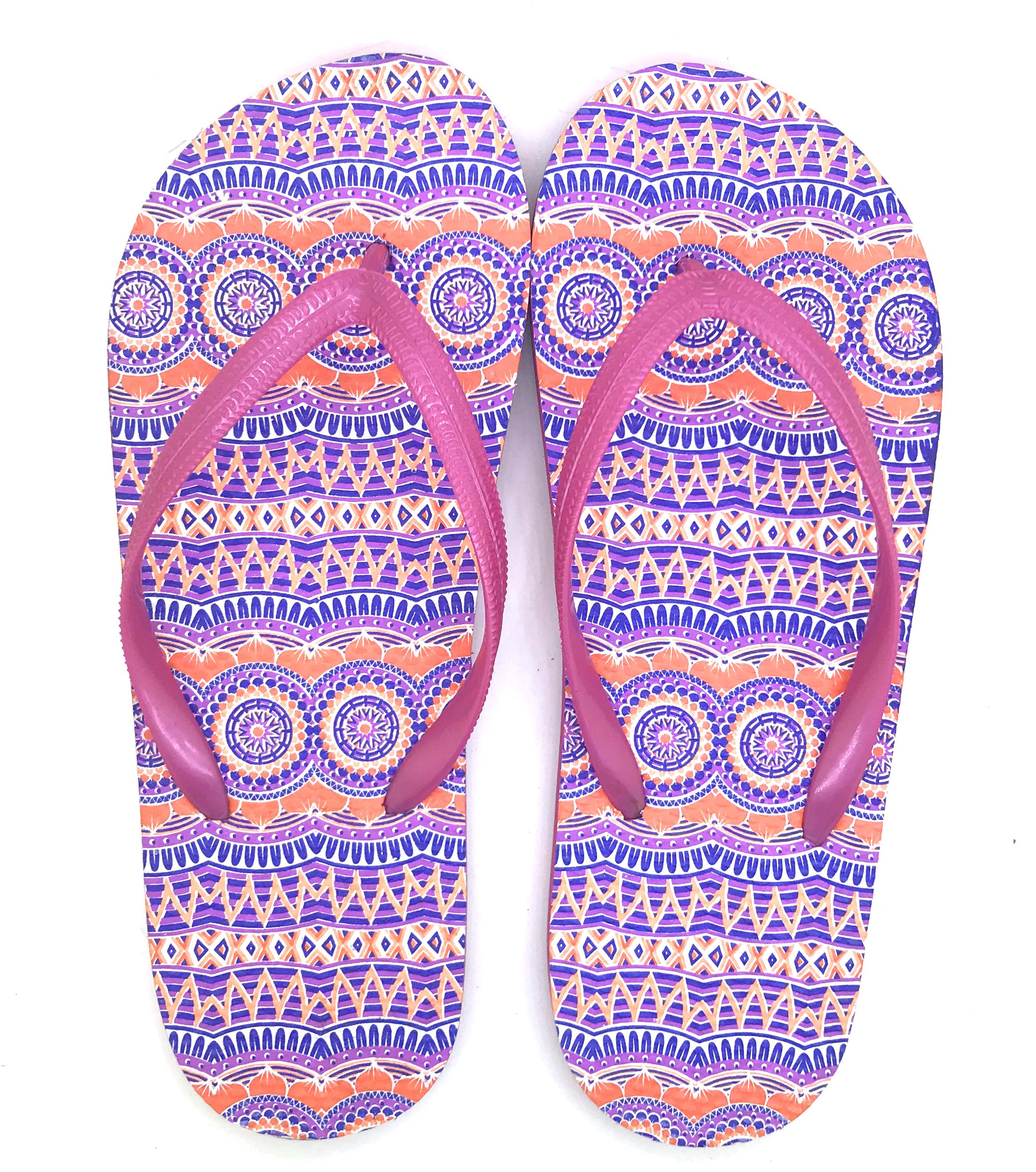3c9be8d469112 EVERTOP 2019 Hot Sale New Design Custom Printed Beach Rubber Sandals Most  Beautiful Outdoor Summer Flip Flops