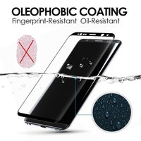 wholesale Mobile phone 9h Tempered Glass Screen Protector for Samsung S9 , 3D Curved Tempered Glass Screen for Samsung S9 S9plus