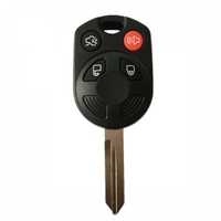 CN018092 Top quality 3+1 button transponder Remote key with 315 MHz 4D63 80BIT and FCCID CWTWB1U722