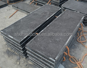 Boxed And Lipped Granite Hearth For Gas Fireplace Granite