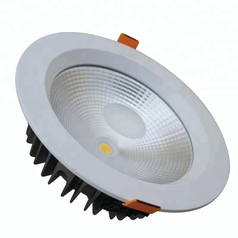 50 W Ra90 Down Light Tersembunyi LED Spot Lampu Downlight