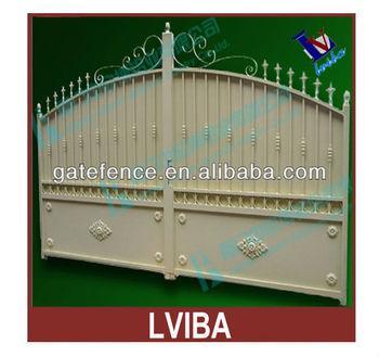 Aluminium Beautiful And Modern Gates Designs Home Gate