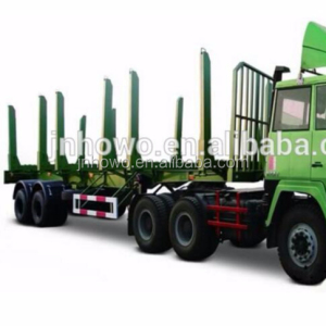 OEM factory sale competitive price timber trailer