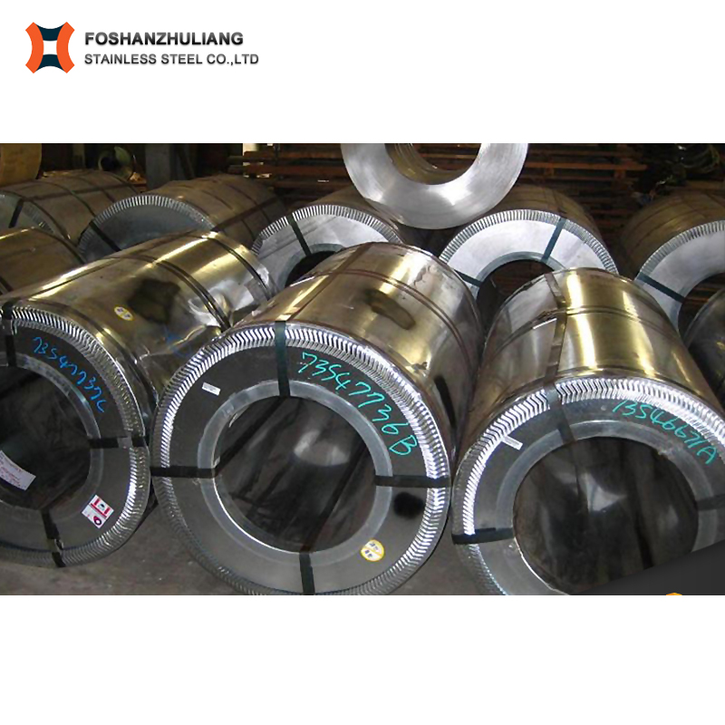 ss coil 201 stainless steel coil for household appliance