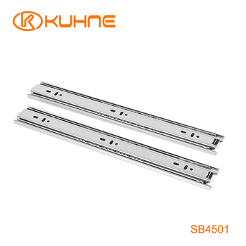 42mm Heavy Duty Full Extension Drawer Slides Of Kitchen Cabinet Hardware  Sb4201 - Buy Dtc Kitchen Cabinet Draw Slides,Plastic Electrical Under Mount  ...