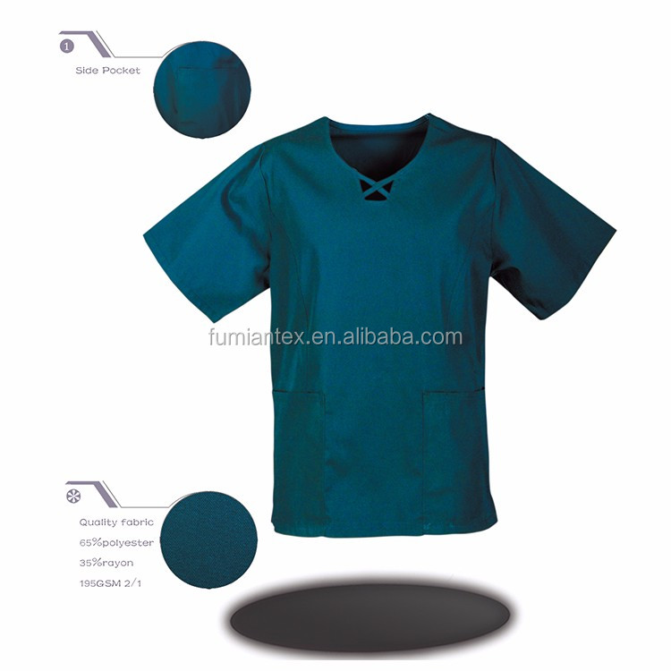 Technounifrom Waterproof Top Quality High End Quality-Assured Medical Supply Scrubs