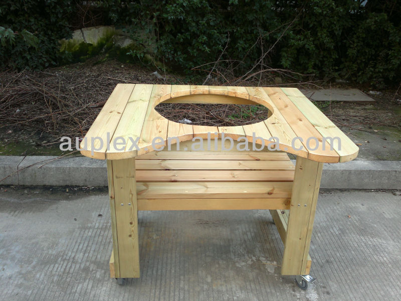 barbecue en bois palette mobile tableau chariot accessoires de barbecue id de produit 723093981. Black Bedroom Furniture Sets. Home Design Ideas