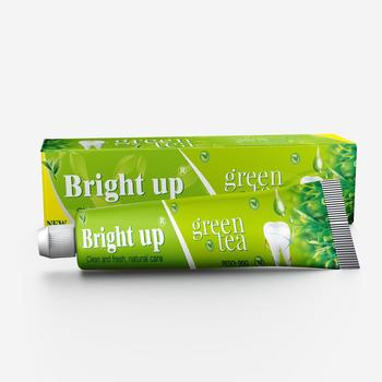 OEM Natural Xylitol Coconut Green Tea Toothpaste Teeth Whitening Sensitive Tooth Paste