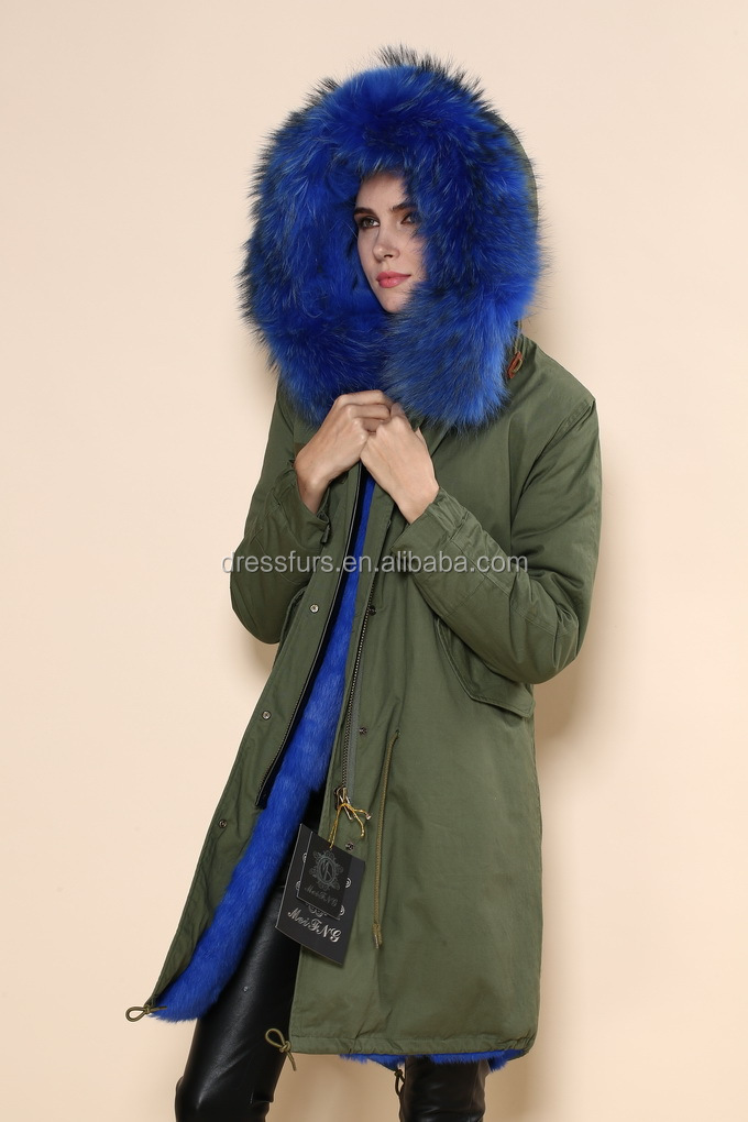 e7c5b316ae5 Alibaba china cheap wholesale blue jackets with fur inside for men rabbit  fur coat made in