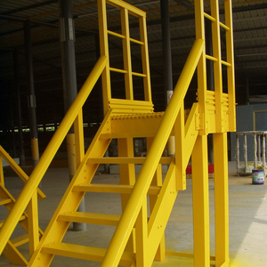 Spare Customizable Pultrusion Insulation FRP Ladder