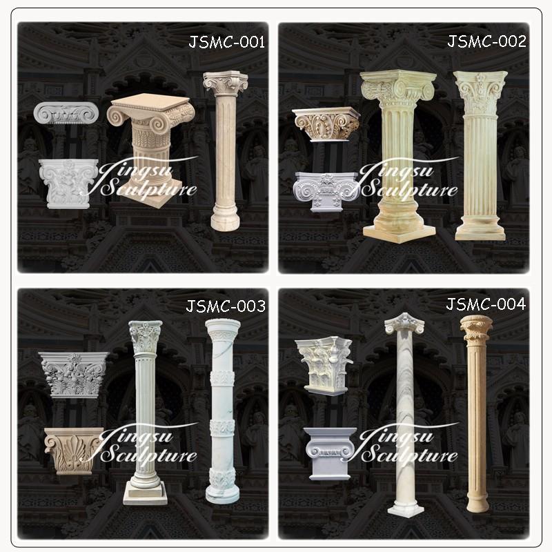 New Design Cast Iron Column