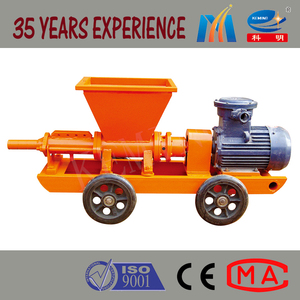 Screw Grout Pump for Cement Mortar Grout