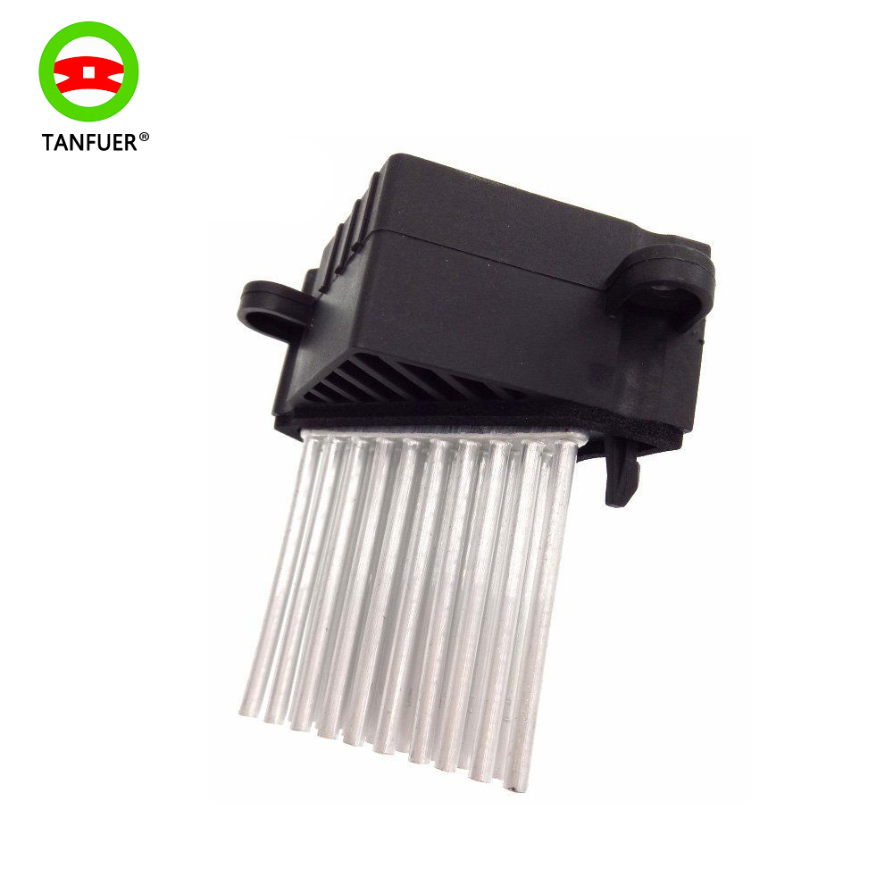 NEW For BMW 64116923204 E46 E83 330i 325i X3 Behr Blower Motor Resistor