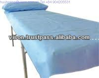 PP spunbond nonwoven medical equipment