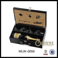 wine glass wine aerator pourer packing wine bottle opener