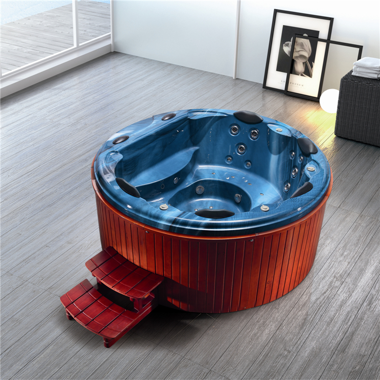 Hot sell outdoor SPA bathtub/sexy whirlpool SPA