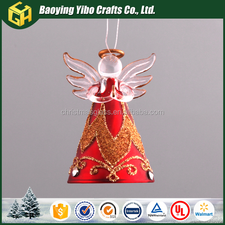 2016 more popular stained glass angel decoration