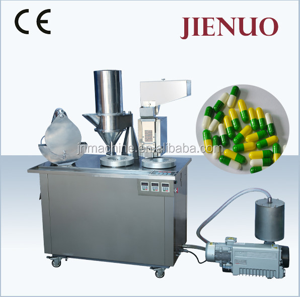 00# Semi automatic capsule filling machine