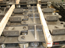 K2 Attachment cranked link conveyor chain