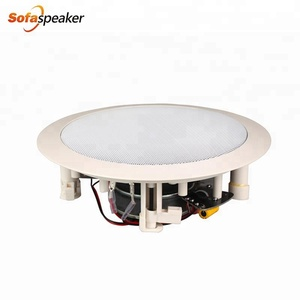 2018 New PA Surround Wall Mount Home Theater Ceiling Speaker