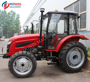 4WD By wheel and Wheel Tractor Type case ih tractor made in china