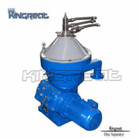 Model PDSD Auto Discharge Fuel Oil Sludge Separator