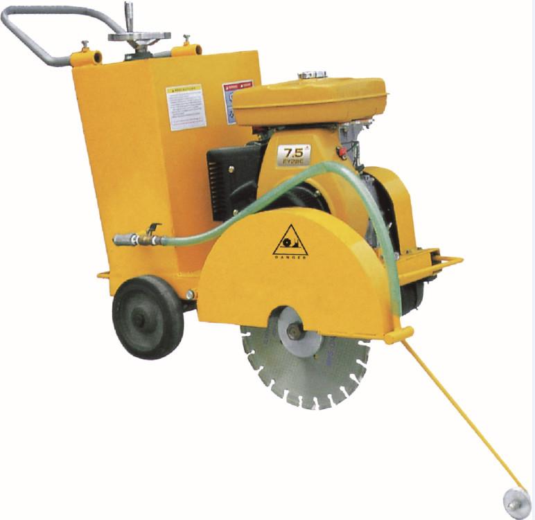 How to cut asphalt properly - Diacutex |Pavement Cutter