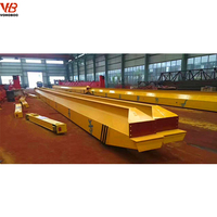 Single and double Girder Motor-driven Traveling Overhead Bridge Crane 5 10 20 ton