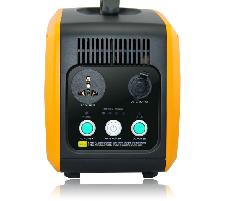 Poweroak Portable Inverter Generator 110v 1600wh Ac Power