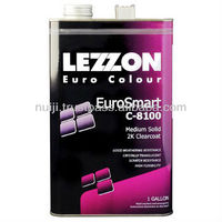 Lezzon Automobile 2k Clear Coat 4:1 C-8100 - Buy Clear Coat 2k,2k ...