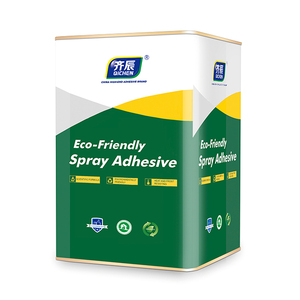 SBS based eco-friendly all purpose automotive interior spray adhesive