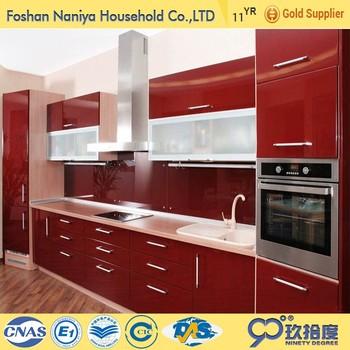 Morden Kitchen Cabinet Design Best Material For Modular House