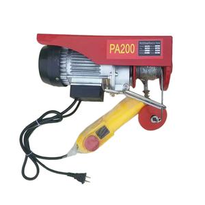 Motor Pa1000 Electric Hoist, Motor Pa1000 Electric Hoist