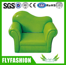 Comfortable children furniture leather sofa used daycare kids sofa for sale