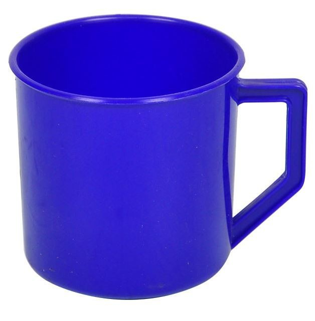 Plastic Mug With Handle 613