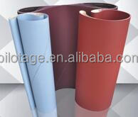 Aluminum abrasive sanding paper belt to polishing for wooden metal paint