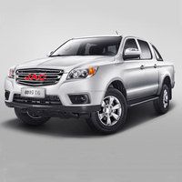 China best pickup lines 4WD double cabin diesel pickup truck 4x4 for sale