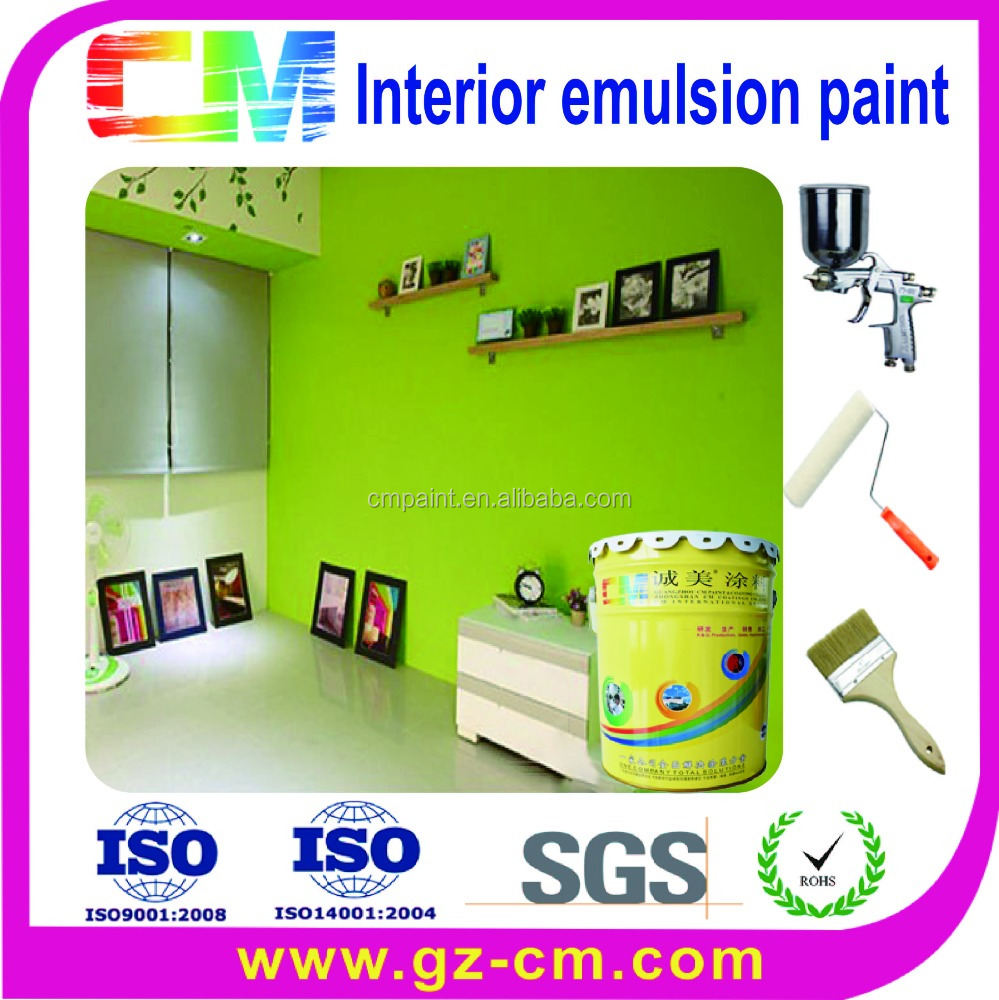 Wall Varnish Washable Interior Wall Latex Paint - Buy Interior ...
