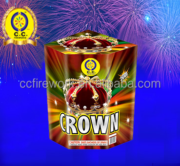2016 new products outdoor smoke fireworks fountains with low price