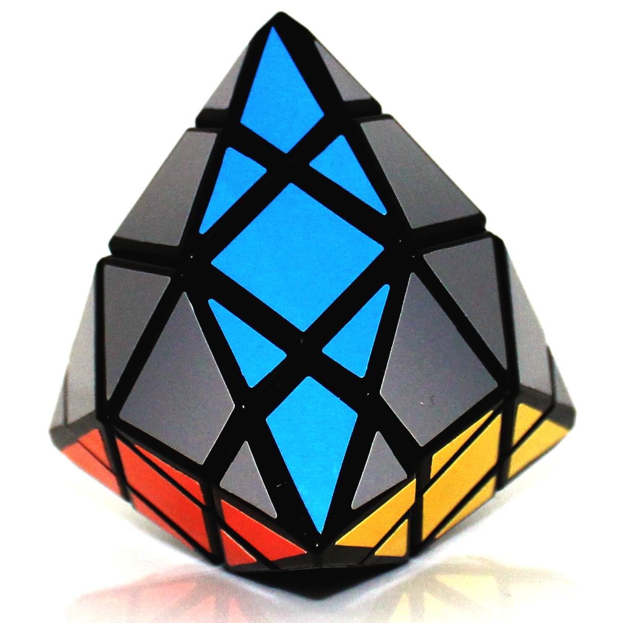 Free shipping Magic cube 4 shaped magic cube