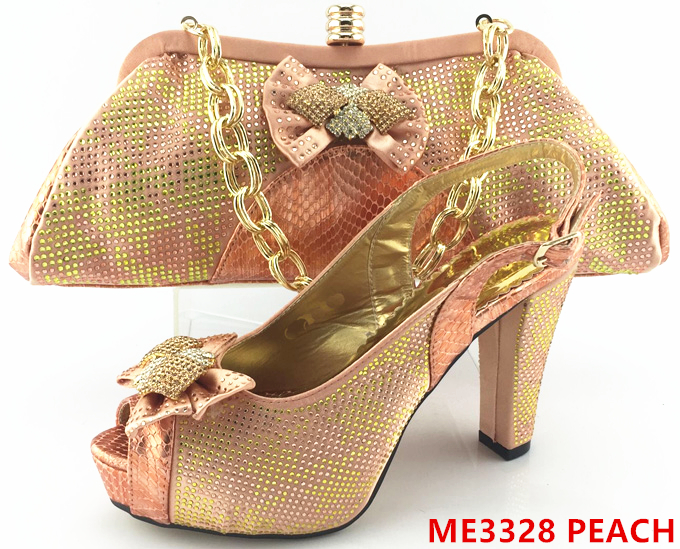 and women african set travel matching lady shoes for bag italian bags shoes and H8aqFH