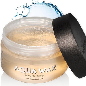 Anti Frizz Combo Size Water Based Pomade Aqua Hair Wax Styling Gel