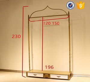 wedding dress hanger stand