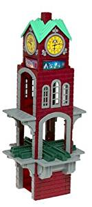 GeoTrax Rail & Road System - High Chimes Clock Tower