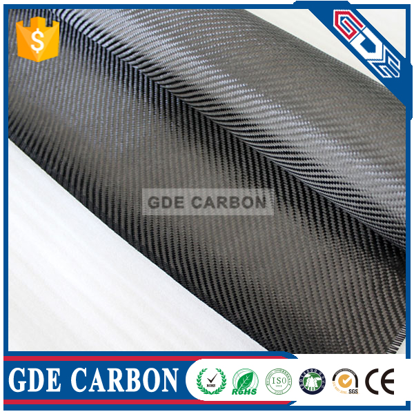 6k 320g Toray shiny lint carbon fiber clothes