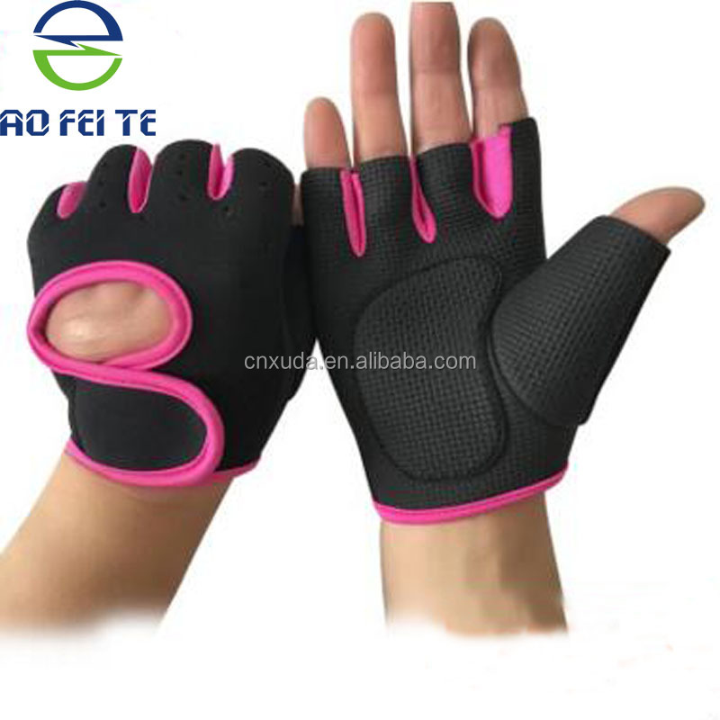 Custom private logo professional training Sports best workout gloves for weightlifting