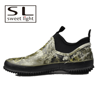 Waterproof surfing shoes camo pattern neoprene boots