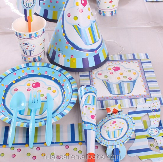 wholesale 2016 birthday party decorations supplies kids