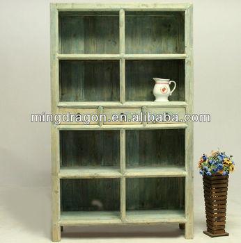 2014 Hot Sale Furniture Antique Bookshelf Living Room