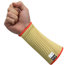 Seeway Arm and Hand Sleeves Aramid Bracer Heat resistant Safety Sleeves